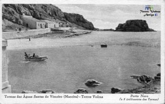 Praia de Porto Novo, Autor e ano desconhecidos